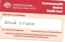 Commonwealth Seniors Health Card Income Test